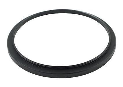 Fotga Black 25mm to 58mm 25mm-58mm Step Up Filter Ring for DSLR Camera Lens and Neutral Density UV CPL Circular Polarizing Infrared Len Filters