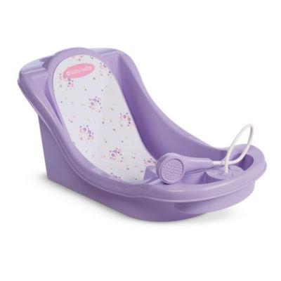 Amazon Com American Girl Bitty S Bathtub For Dolls Bitty Baby
