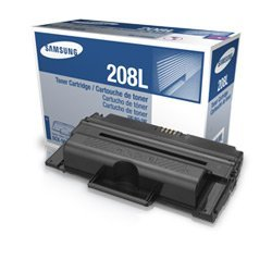 Samsung 208L OEM Toner Cartridge: Black MLT-D208L ()