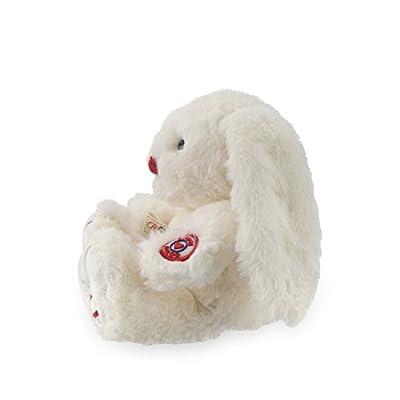 Kaloo Rouge Rabbit Plush, Ivory White, Small: Toys & Games