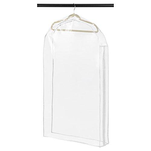 Buy suit bag clear