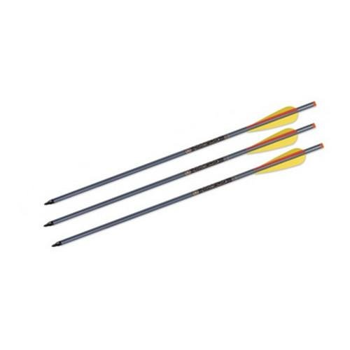 "TenPoint Crossbows 20"" 2219 Aluminum Crossbow Arrows (3 Pack) (HEA-002.3)"