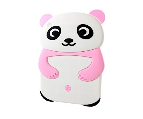 (Sanoxy Cute 3D Panda Bear Shape TPU Protective Cover for iPad Mini, Panda Purple (SANOXY_IPAMN-PNDA-PPL))