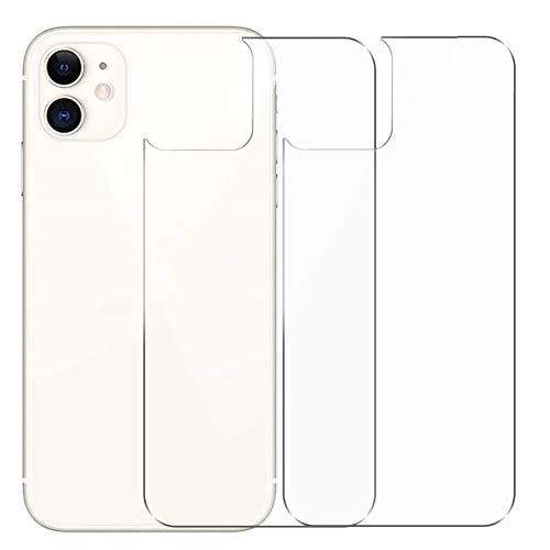Protector Para La Tapa Trasera De iPhone 11 [case Friendly]