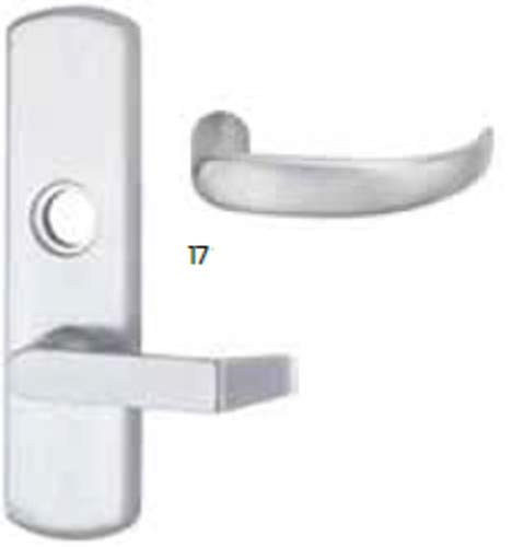 Von Duprin 996LMNL10BLH17 996L-M NL US10B LHR 17 LVR 98//99 Series Night Latch Trim
