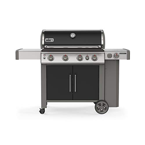 Weber 62016001 Genesis II E-435 Gas Grill (Available for both Liquid Propane and Natural Gas)