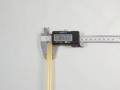 GlueSticksDirect PDR Glue Sticks Amber 7/16'' X 10'' 12.5 lbs Bulk PDR by GlueSticksDirect.com (Image #1)