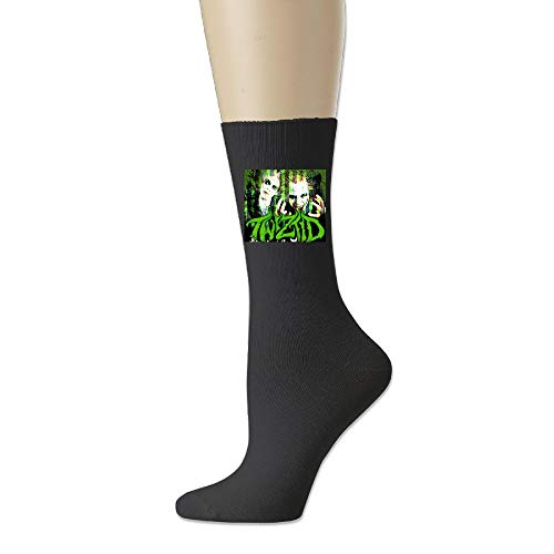 Twiztid Small Nerd Cotton Socks Blend Crew -