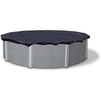 Blue Wave Bronze 8-Year 12-ft Round Above Ground Pool Winter Cover