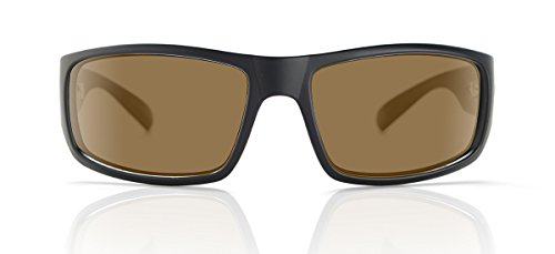 MADSON 101 Black Matte/Bronze Polarized by MADSON