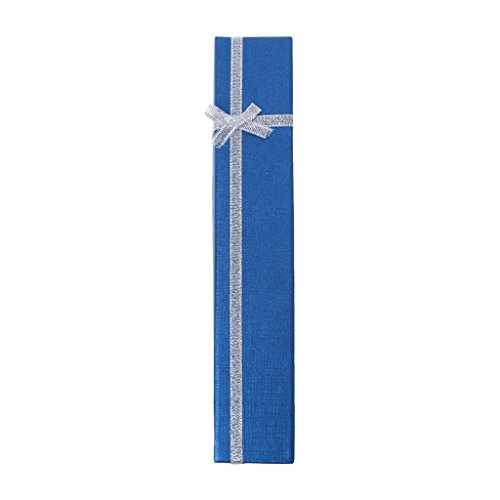 Forgun Hand Fan Packing Box for Anniversary Birthday High End Colorful Gift Packing Box (Deep Blue) by Forgun (Image #6)