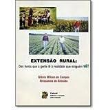 capa de Extensão Rural. Dos Livros que a Gente Lê à Realidade que Ninguém Vê!