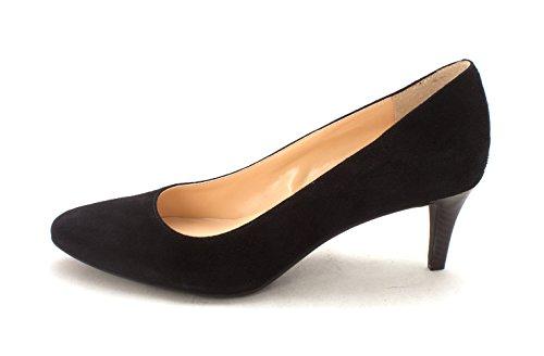 À Cole Chaussures Suede Femmes Melaniesam Talons Haan Black ARj54L