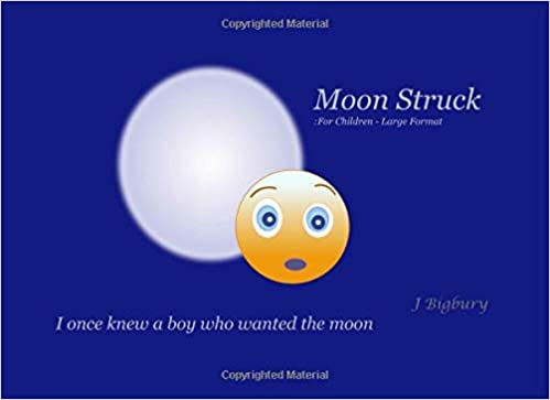 Paginas Para Descargar Libros Moon Struck: :for Children - Large Format En PDF