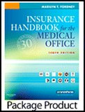 img - for Insurance Handbook for the Medical Office - Text and Workbook package, 10e book / textbook / text book