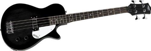 UPC 717669176235, Gretsch Guitars G2202 Electromatic Junior Jet Bass Guitar Ebony Burst