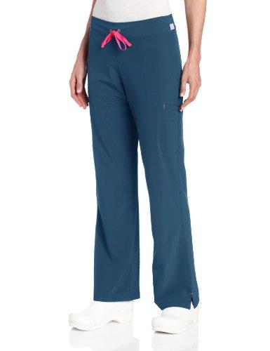 Welt Pocket Flare Bottom Pant - 6