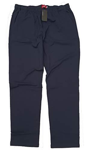 Oversize Donna Caldo Tuta Calzone Taglie Pantalone Blu Forti Felpato Interno Uomo FxtA8wg