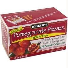 Eternity Moment Pomegranate (Bigelow B28250 Bigelow Pomegranate Pizzazz Herbal Tea -6x20 Bag)