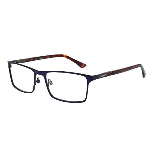 Hackett London 1213/Mens Extended size/Rectangular/Stainless Steel Eyeglasses/frames
