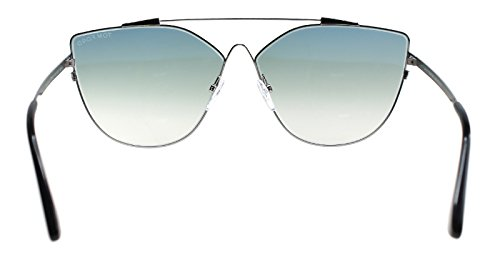 Tom Ford - JACQUELYN-02 FT 0563, Oeil de chat métal femme