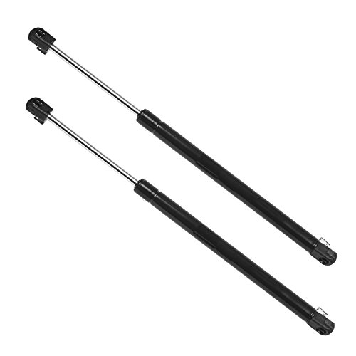 Rear Window Glass Lift Supports Struts Gas Springs Shocks For 1987-1995 Jeep Wrangler 4761 SG214008,Pack of ()