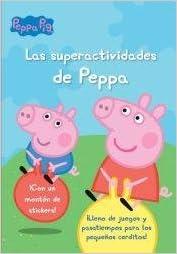 Peppa Pig Libro De Superactividades: BAKER ...