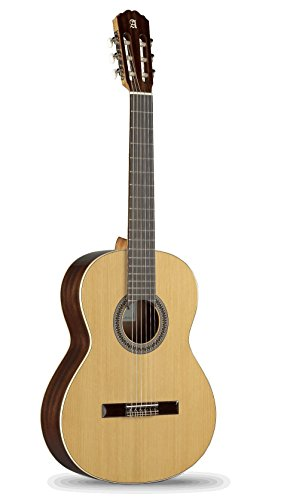 Alhambra Clásica Guitarra Estudiante 2C Tamaño 4/4: Amazon.es ...