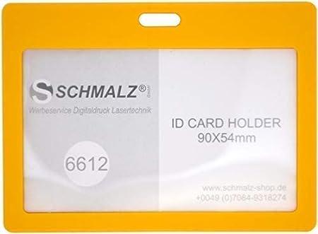 Schmalz 50 Unidades Funda de Identificación Tulla Soporte de ...