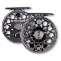 New 2012 Redington Drift Fly Reel 5/6 Titanium, Outdoor Stuffs