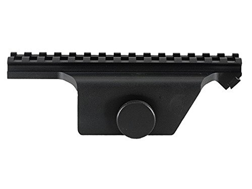 M1SURPLUS Scope Mount Rail - Low Profile Design - Durable Aluminum Material - Fits Springfield M1A Rifles