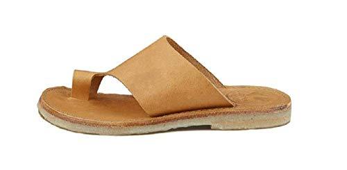 Duckfeet Mando Unisex Leather Sandal (40 M EU, Bio)