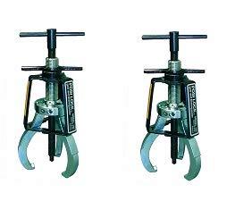 Posi Lock 102 Manual Puller, 3 Jaws, 1 ton Capacity, 2-1/4' Reach, 1/4' - 3-1/4' Spread Range, 5-1/2' Overall Length 2-1/4 Reach 1/4 - 3-1/4 Spread Range 5-1/2 Overall Length Posi Lock Puller Inc