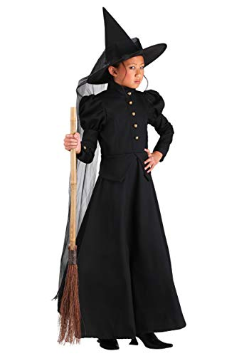 Elphaba Costumes - Deluxe Child Witch Costume Witch Costume