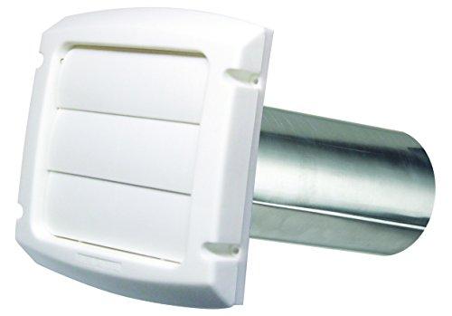 Dundas Jafine BPMH4WZW6 ProMax 4-Inch Exhaust Hood, White