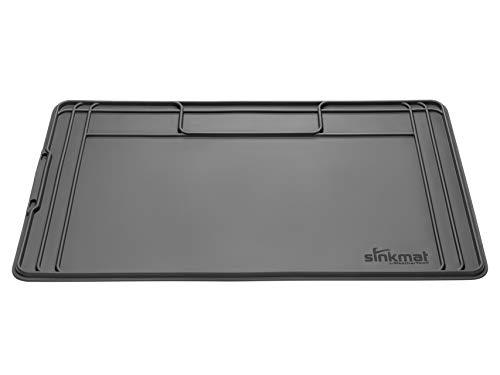 WeatherTech SinkMat - Under The Sink Cabinet Protection Mat (Black)