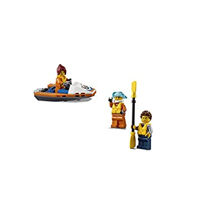 LEGO City Coast Guard - Heavy-Duty Rescue Helicopter: Toys & Games