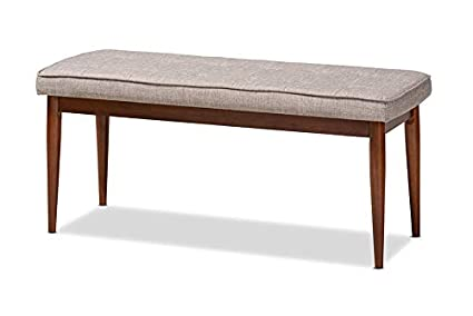 Tremendous Amazon Com Baxton Studio Itami Mid Century Modern Light Gmtry Best Dining Table And Chair Ideas Images Gmtryco