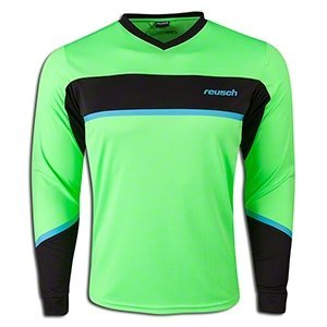 Reusch Soccer Adult Razor Goalkeeper Jersey, Fire Red, X-Large ()