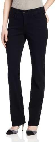 NYDJ Women's Petite Hayden Straight-Leg Jean