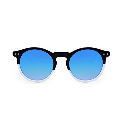 Homme multicolore Noir SAWROCKS de Lunettes bleu soleil wqxIt8