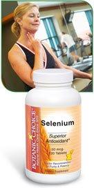 Selenium 50 mcg 120 tablets (50 Selenium Tablets Mcg)