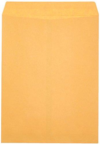 AmazonBasics Catalog Envelopes, Peel & Seal, 10 x 13 Inch, Brown Kraft, 250-Pack Photo #3