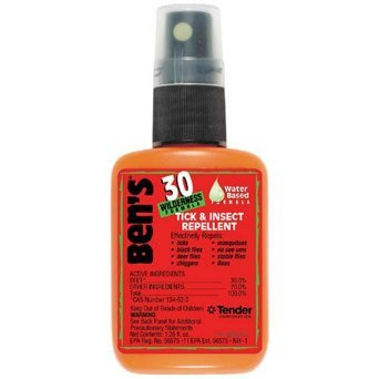 Ben's 30 Deet Tick & Insect Repellent 12 Pack by Adventure Medical Kit
