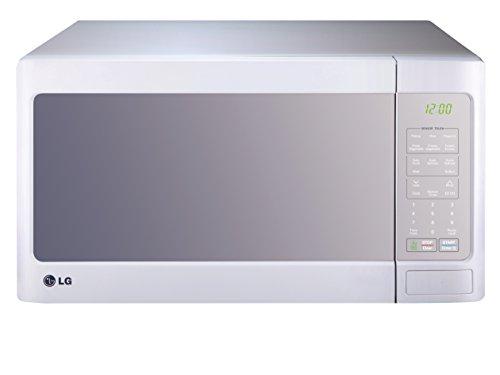 LG LCS1413SW Countertop Microwave EasyClean