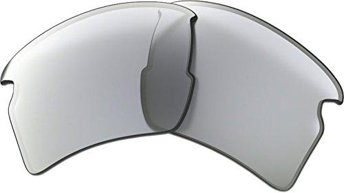 Oakley 101-351-023 Flak 2.0 XL Photochromic Repl Lens, Clear Black Iridium