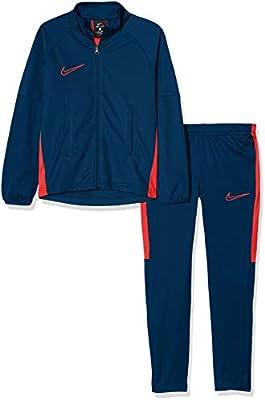 Nike B Nk Dry Acdmy TRK Suit K2 Chándal, Niños, Valerian Blue ...