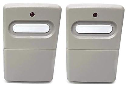 3089 multi-code multicode 308911 Linear Comp MCS308911 300MHZ 1 button remote
