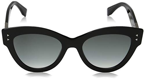 Fendi Womens Women's Ff 0266/S 52Mm Sunglasses