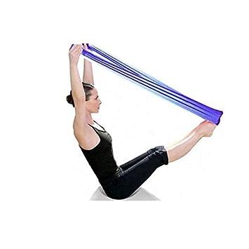 CUSHY 1.5m Yoga elástica para el Entrenamiento de Pilates ...